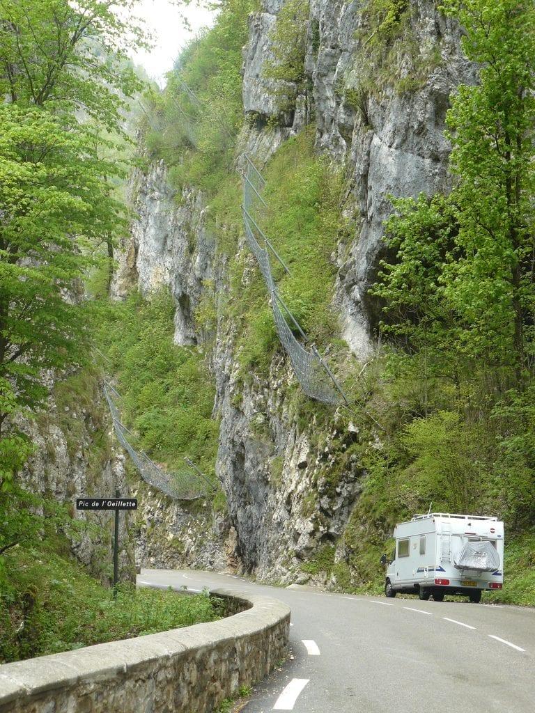 Camperreis Frankrijk: Parc naturel la Chartreuse