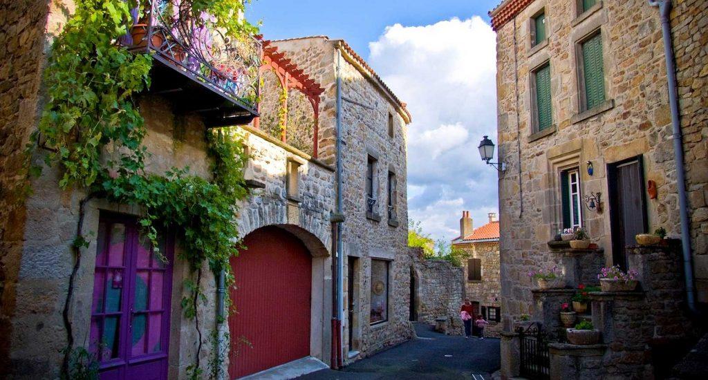 Camperreis Frankrijk: Montpeyroux