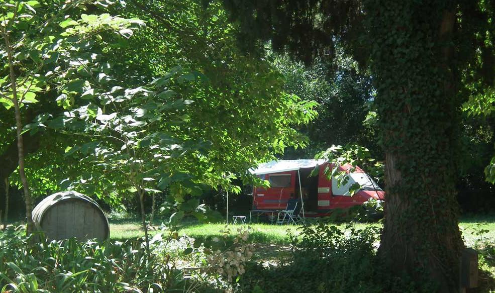 Camperreis Frankrijk: Arles, Mas Blanc les Alpilles, Mas Carlin