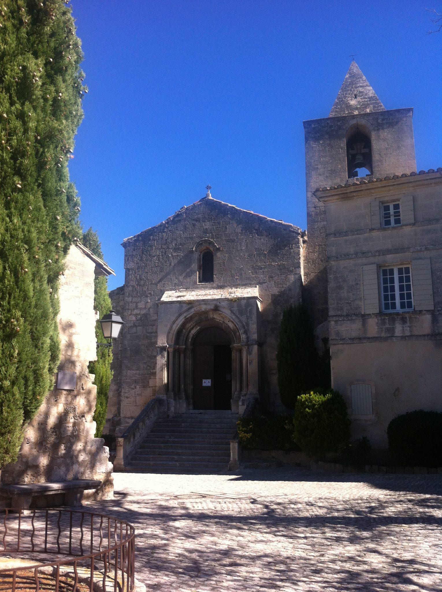 Camperreis Frankrijk: Les Baux de Provence