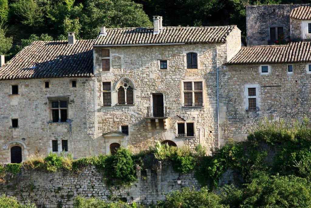 Camperreis Frankrijk: Oppède le Vieux