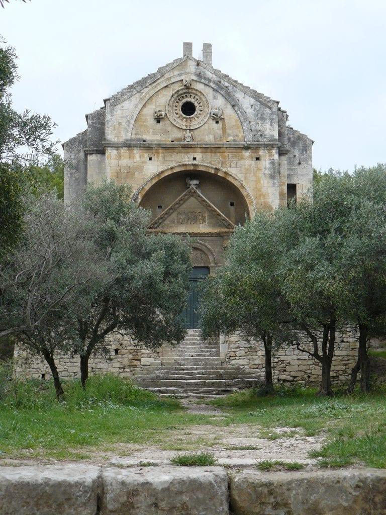 Camperreis Frankrijk: Chapelle de St. Gabriel
