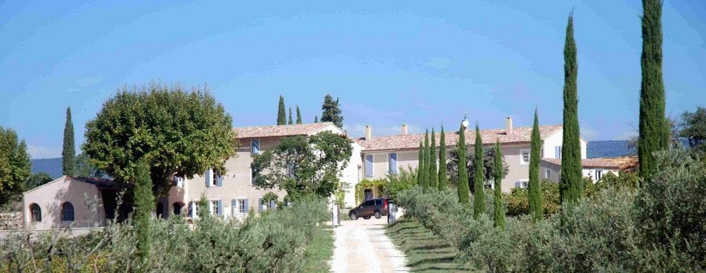 Camperreis Frankrijk: l'Ile sur Sorgue: Château Perreal
