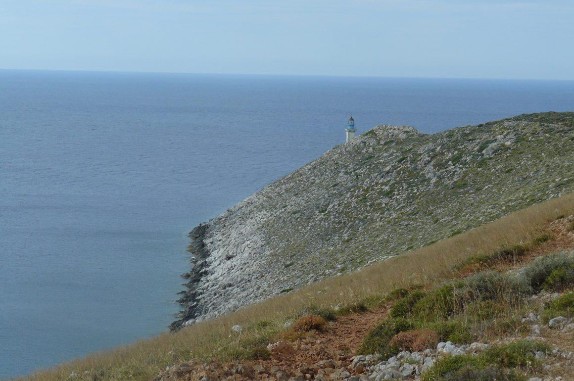 Camperreis Griekenland dag 17: van Kakovoulia naar Kotronas
