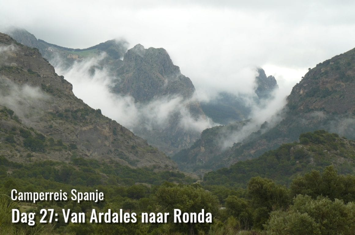 Op weg naar Ronda