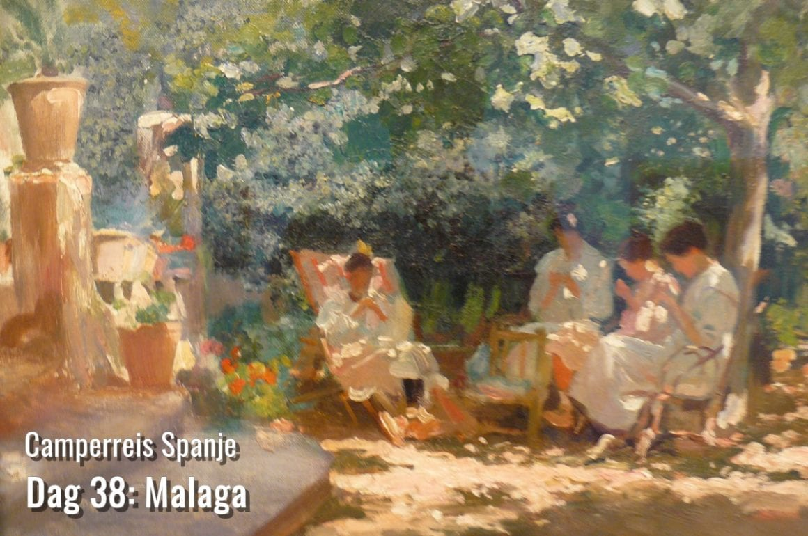 Malaga Museo Carmen Thyssen