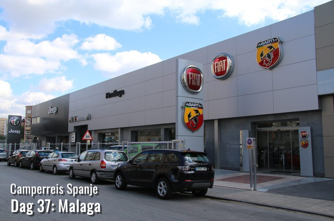 Fiat garage Malaga