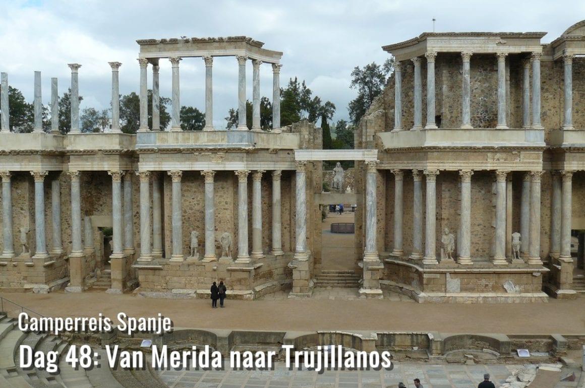 Romeins theater van Merida