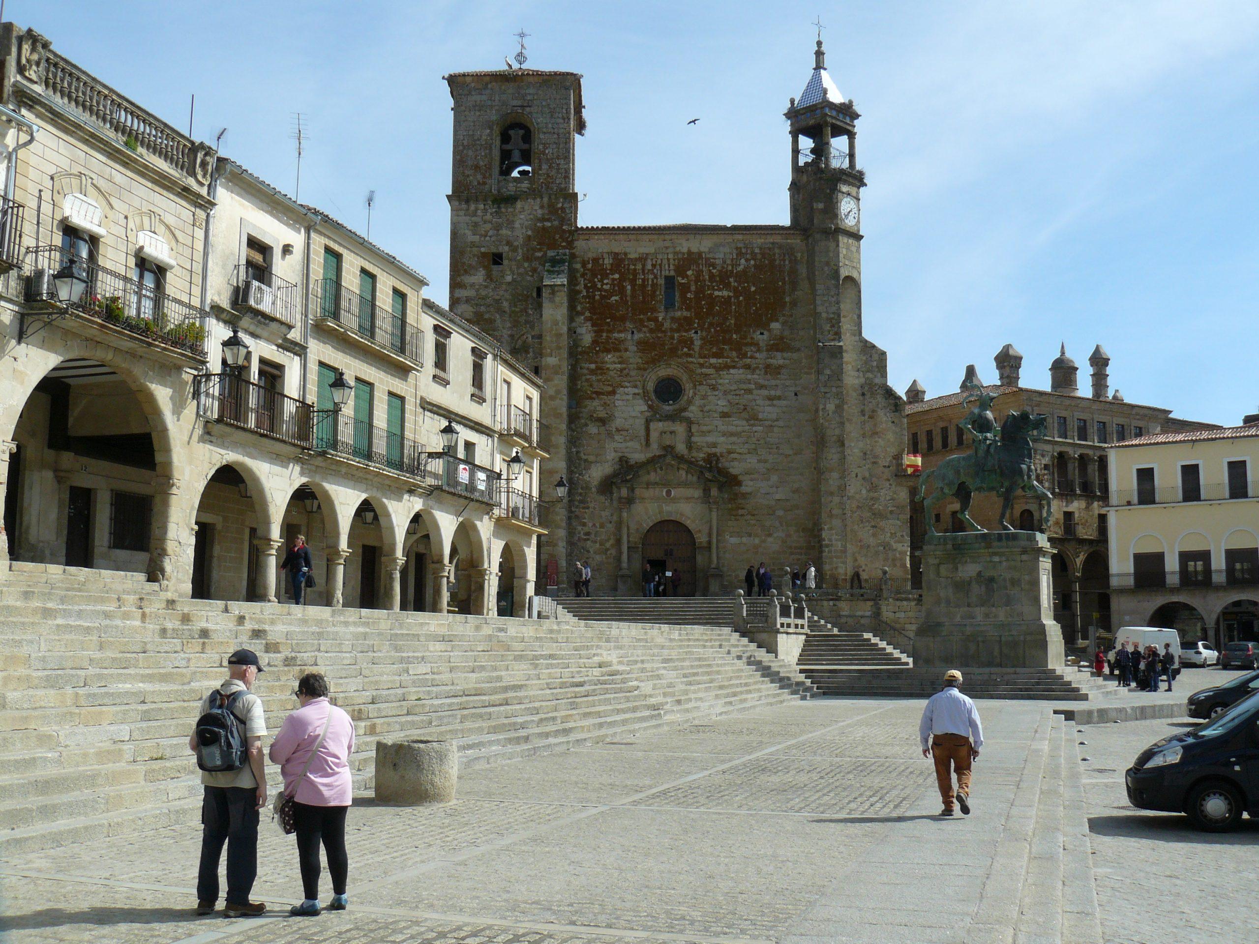 Iglesia de San Martin Trujillo
