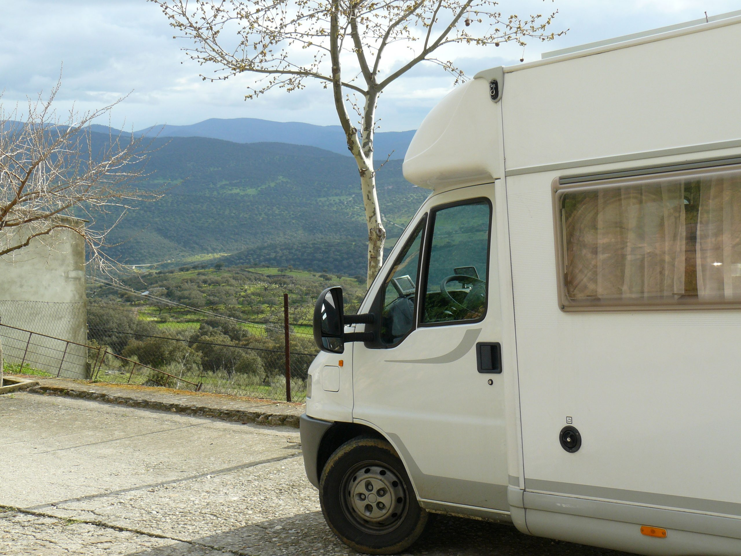 Overnachtingsplaats Cabañas del Castillo