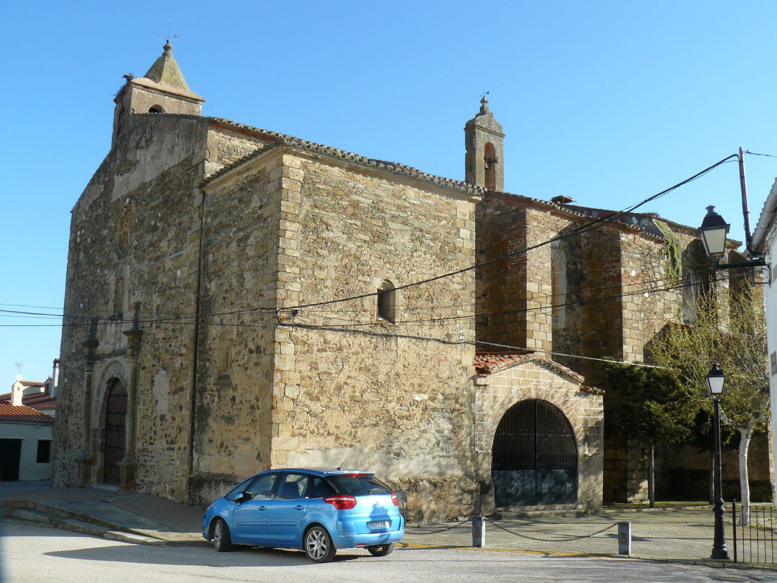Kerk van Monroy