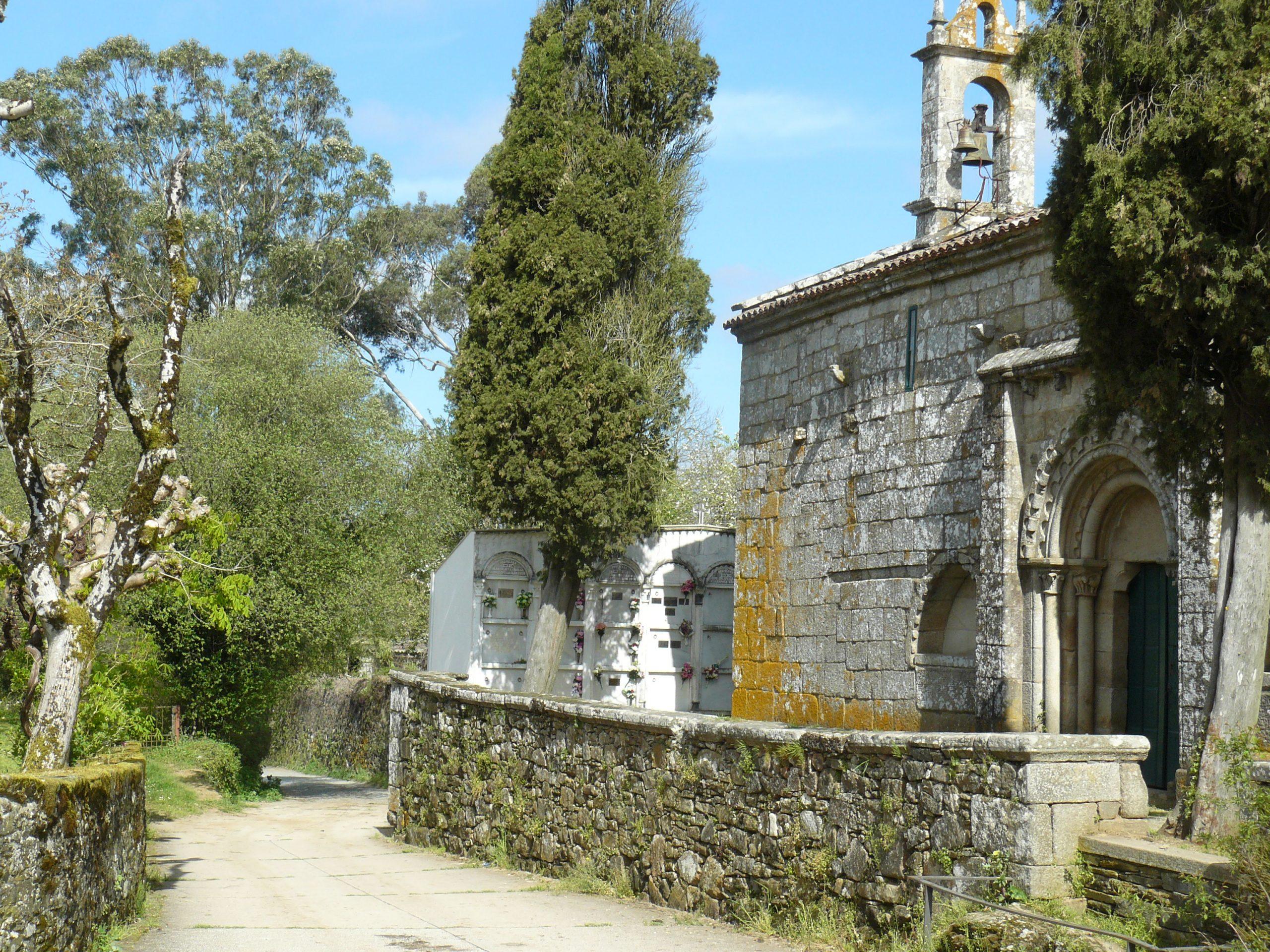 Iglsesia Santa Maria de Melide