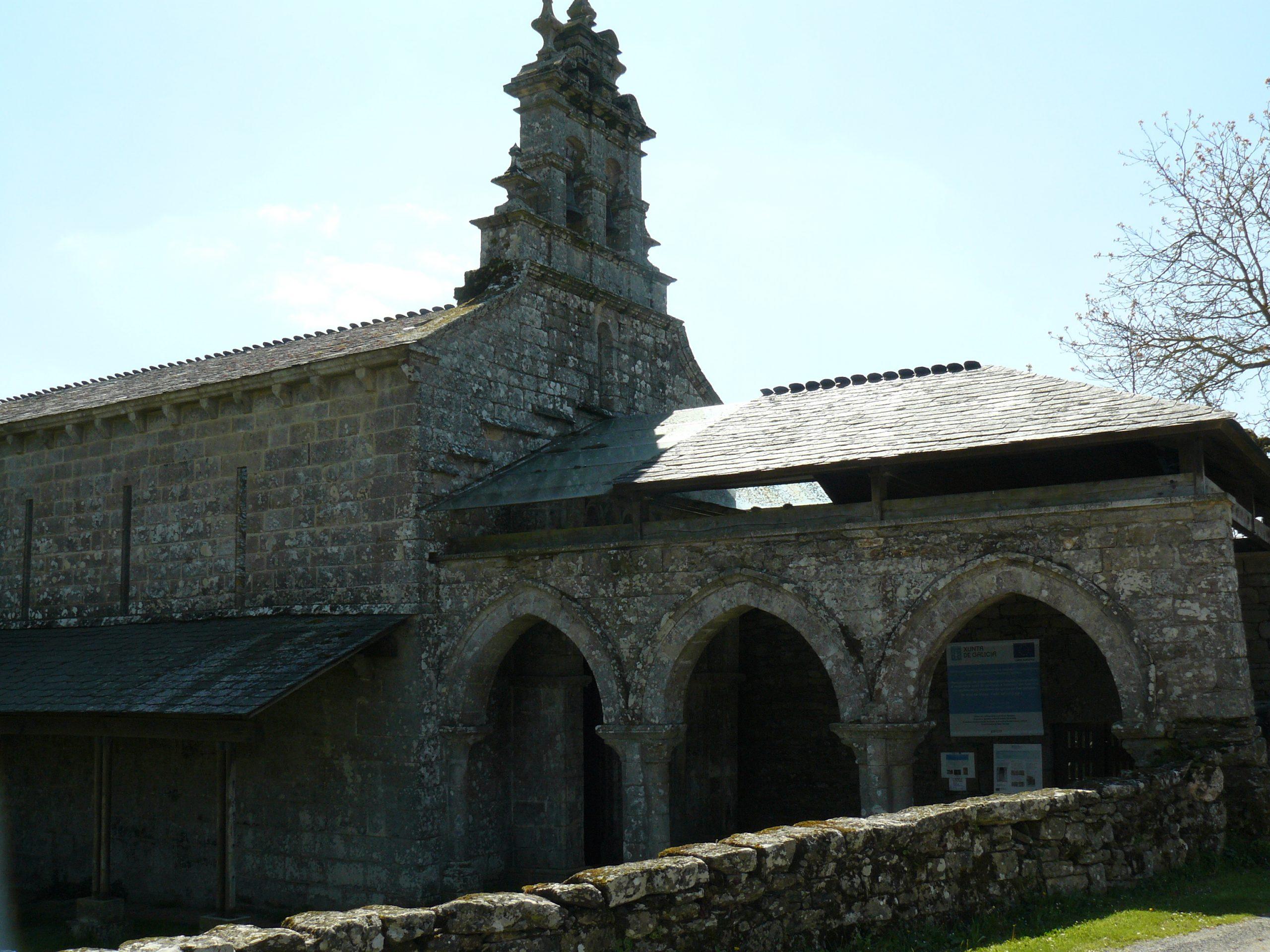 Iglesia El Salvador de Vilar de Donas