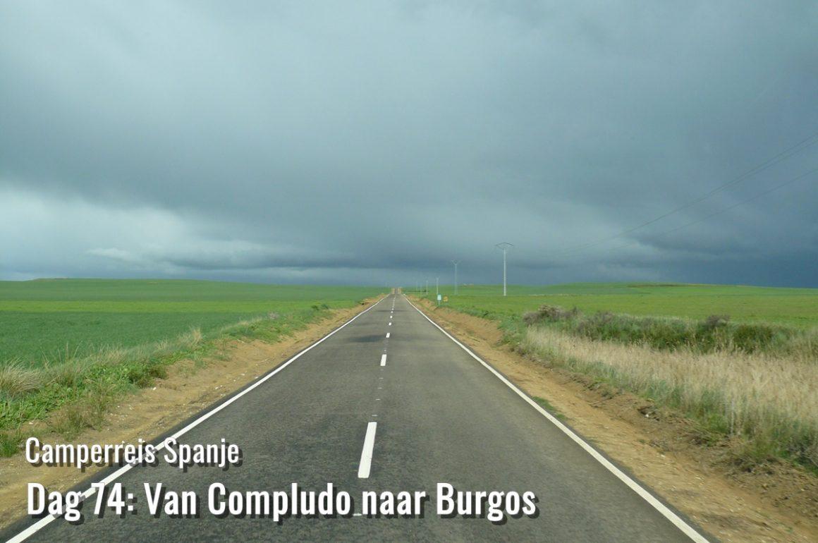 Op weg naar Burgos