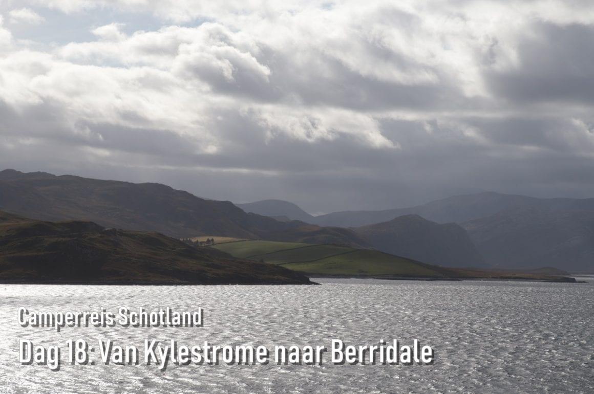 Schotland Loch Eriboll
