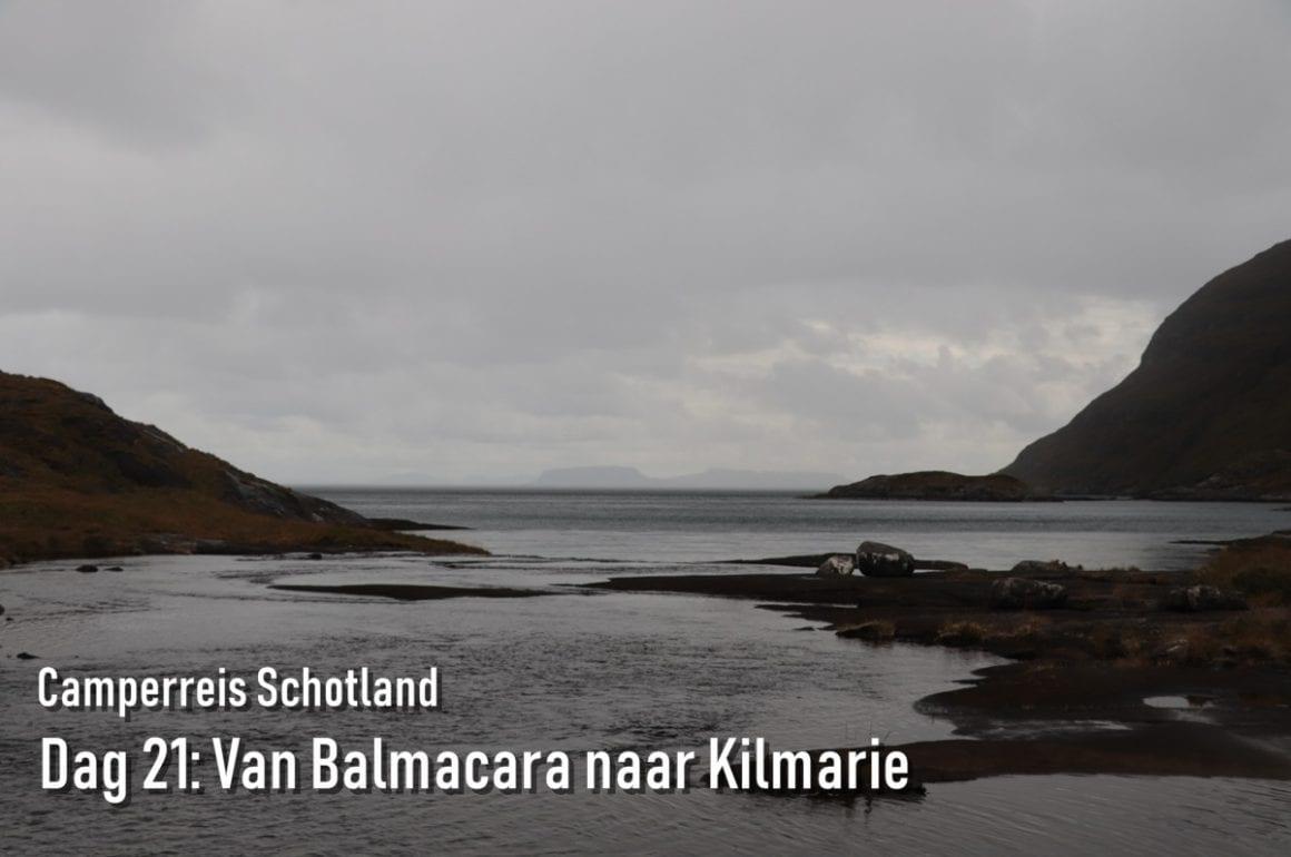 Skye Elgol en het eiland Soay