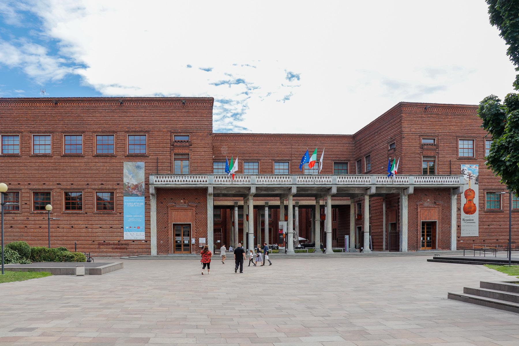 Cremona Museo del Violino