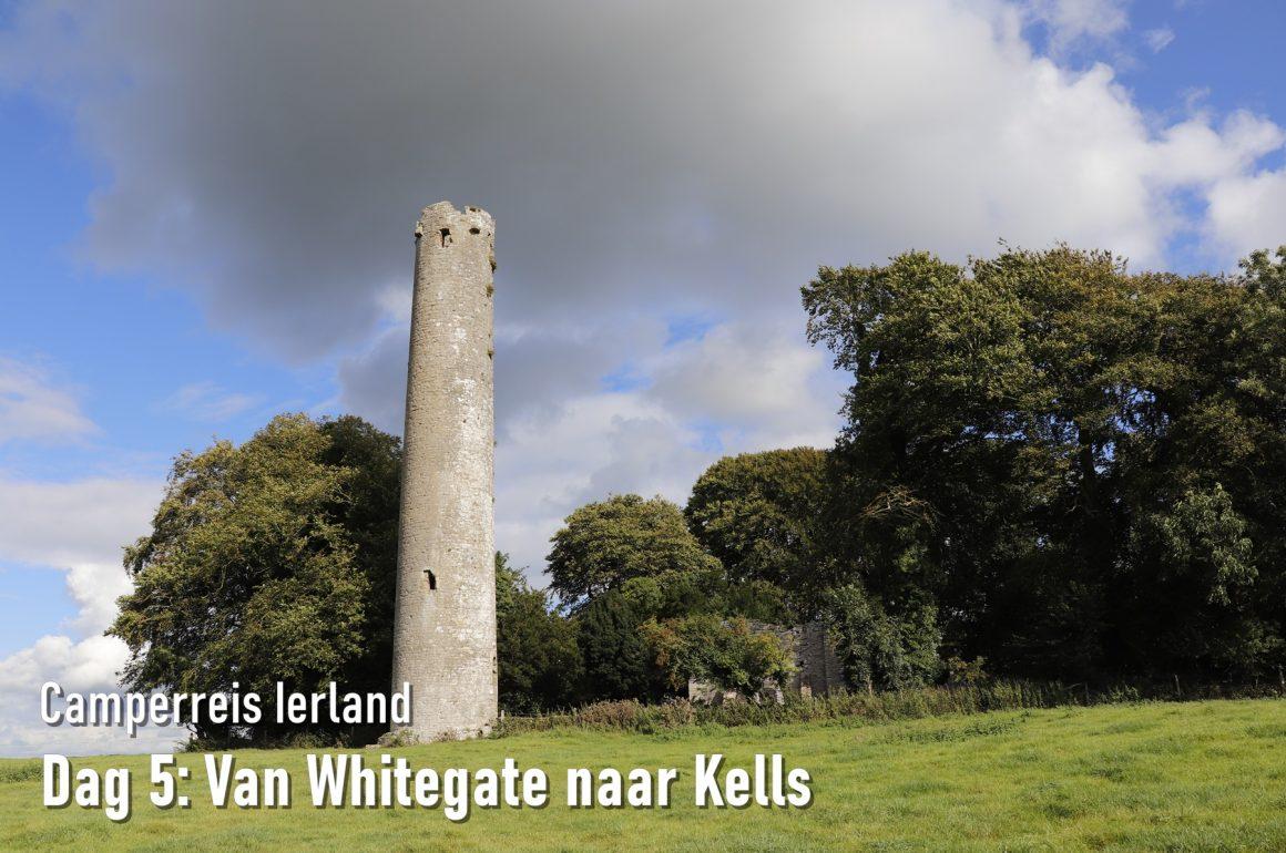 Dag 5: Van Whitegate naar Kells