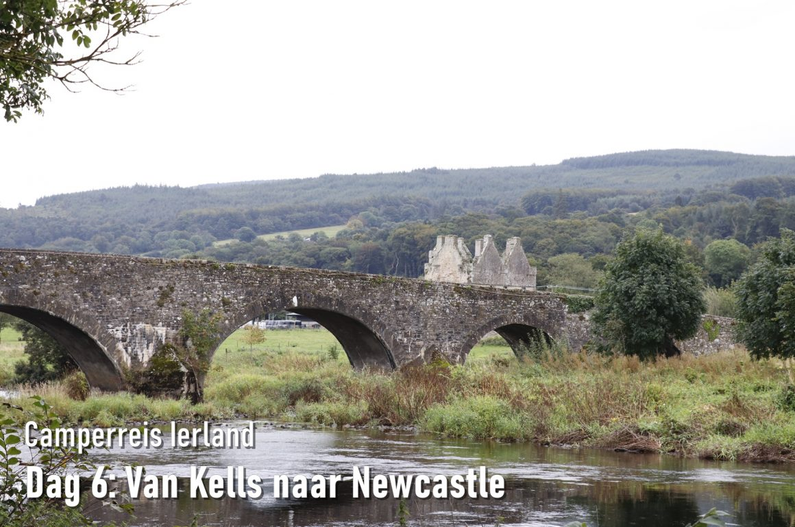 Dag 6: Van Kells naar Newcastle