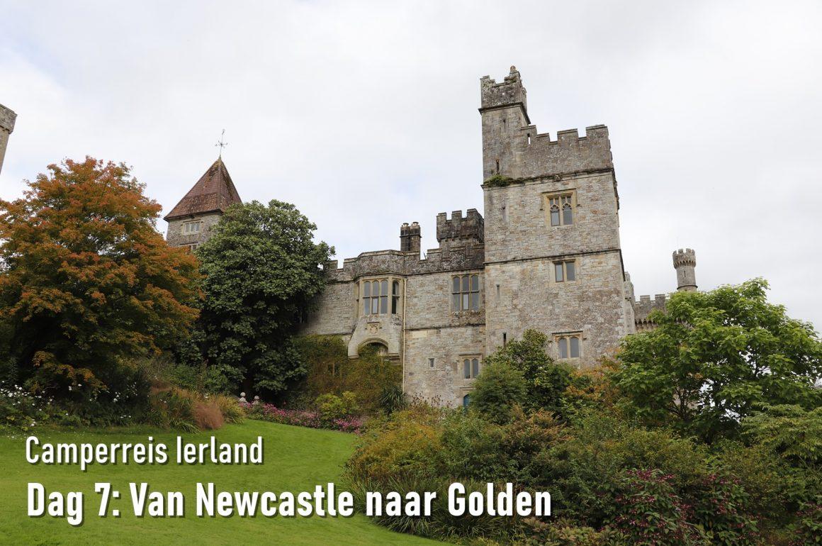 Dag 7: Van Newcastle naar Golden